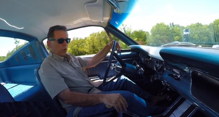 Mustang Pre-GT Drive