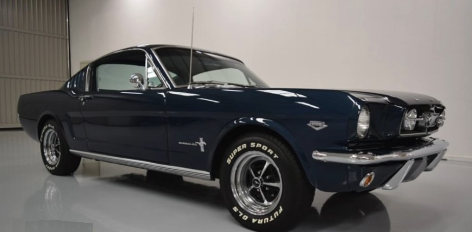 1965 Ford Mustang Pre-GT