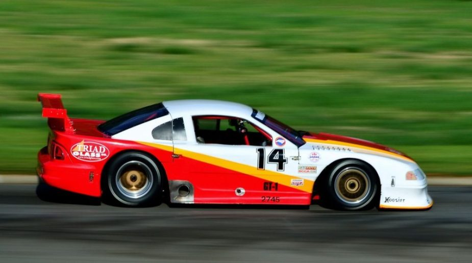 Ex-SCCA Trans Am Mustang is Ready for Action