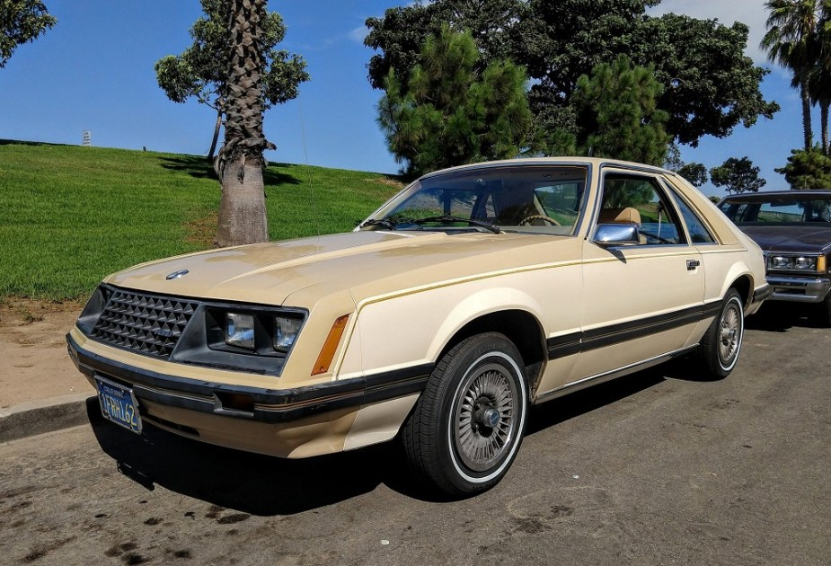 1979 Ford Mustang GLX Less Than Zero Hulu