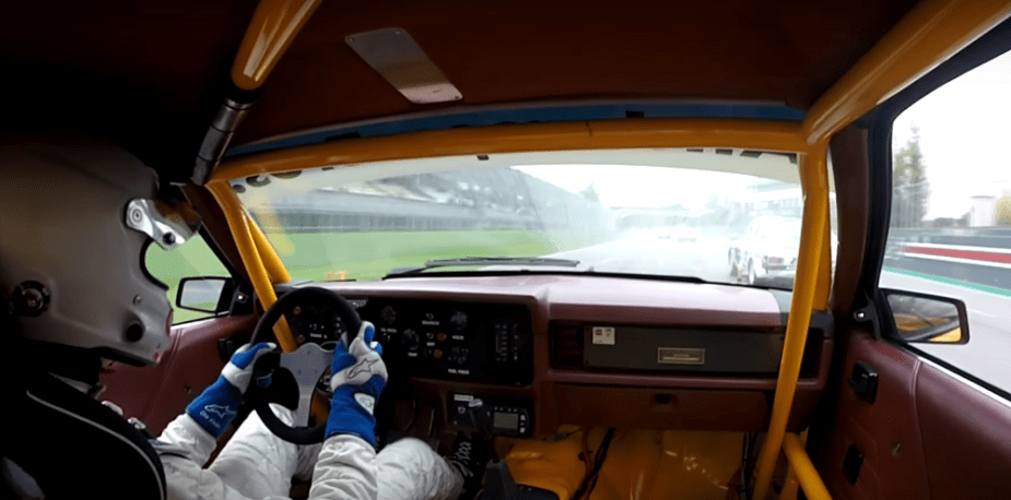 1984 Ford Mustang GT Race Car
