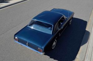 First Mustang Hardtop