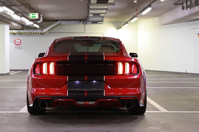 S550 Mustang Tires