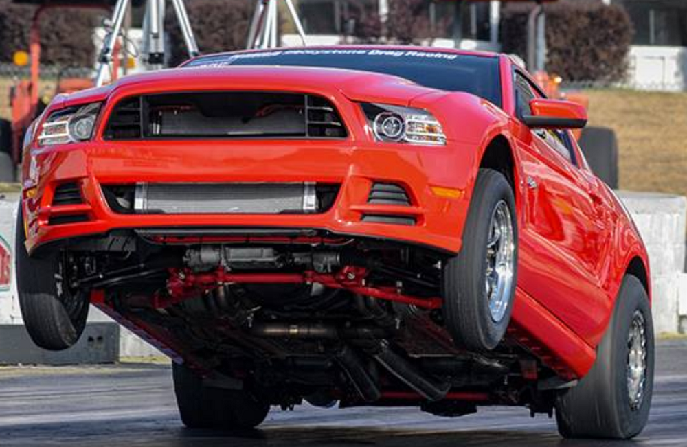 Mustang Cobra/Terminator vs  GT500 Shootout Rages on in 2019