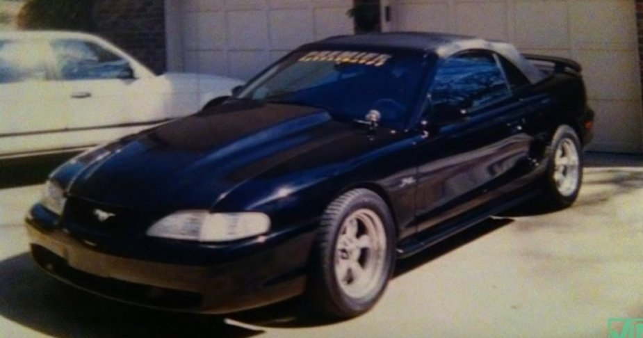 Pitts 1994 Mustag GT Front