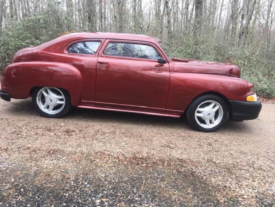 Ford Mustang Plymouth Mashup