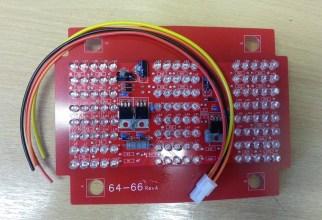 Bespoke LED brake lights