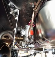fuel pump & bracket