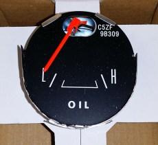 65-66 Oil guage