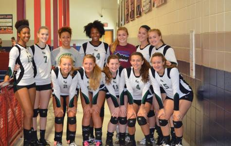 Mustang Volleyball Dominates the Court
