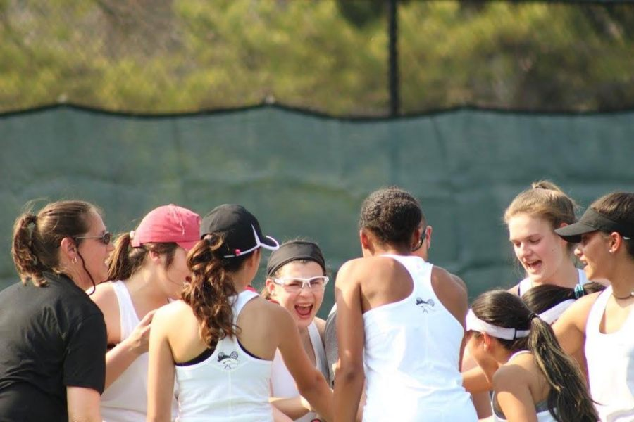Mustang Tennis Reaches Sweet 16