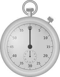 20 second