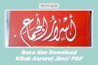 Kitab Asrorul Jima PDF