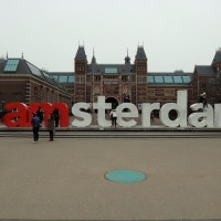 Once Again, Amsterdam