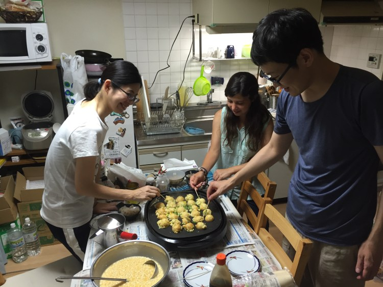 Thank you, Hiroki and Haruku!