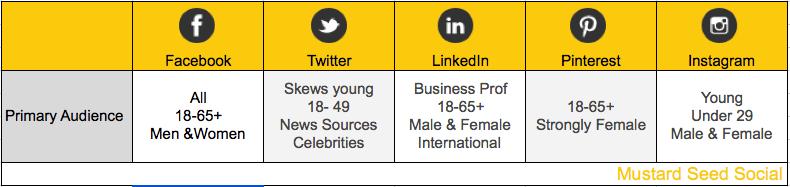 demographics-social-media