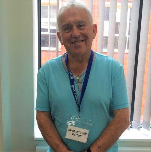 Volunteer Story – John