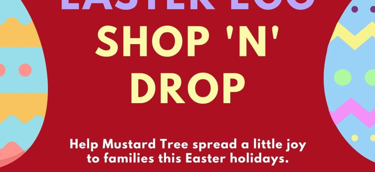 Easter Egg Shop 'n' Drop
