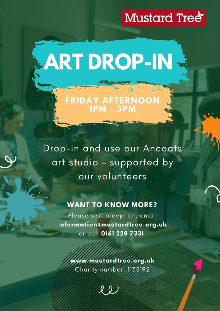 Art Drop-in