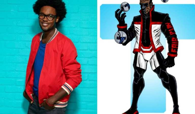 Why is Mr. Terrific Changing His Hair 100 Times Per Arrow Episode Like He Ain't Black?