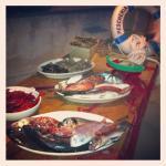 Seafood in Puglia
