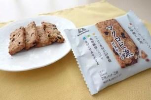 森永製菓 養生派餅乾(マクロビ派ビスケット)