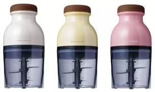 能將冷凍水果製成冰沙的「膠囊型食物調理機」