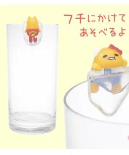 杯緣子吉祥物 蛋黃哥x三麗鷗家族