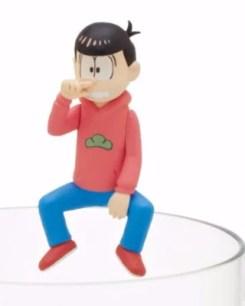 六胞胎杯緣子!「小松先生」的迷你公仔!