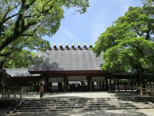 名古屋旅遊實記 熱田神宮