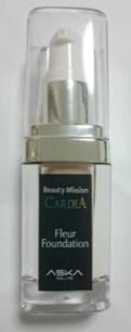 ASKA Beauty mission Cardia Fleur 粉底液