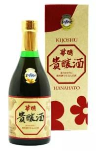 日本清酒介紹⑩:華鳩8年貯藏(HANAHATO)