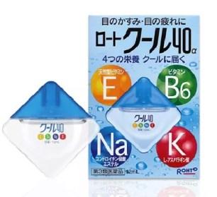 樂敦製藥 Rohto Cool 40α眼藥水