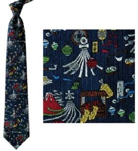 穩重有品味!以日本歷史為構想的領帶大集合👔