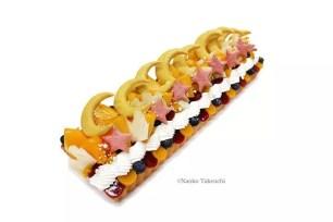 日本咖啡廳Café comme ca X 美少女戰士蛋糕和飲品!期間限定夢幻下午茶組合♡