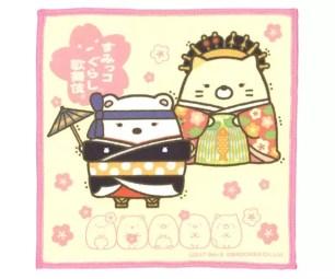 松竹歌舞伎屋本鋪x角落生物!可愛玩偶等療癒系和風商品聯名登場♪