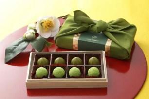 老字號福壽園 ,8款使用茶葉製作的抹茶巧克力
