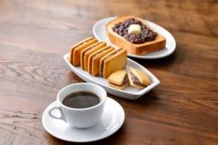 上野風月堂東海地區限定販售☆「奶油夾心餅乾 小倉吐司」