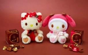 GODIVA x 三麗鷗♥「HELLO KITTY」與「My Melody」巧克力禮盒2019