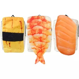買到什麼口味全憑運氣~☆新春企劃「壽司肩背包扭蛋」福袋特賣價