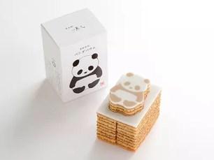 金澤知名菓子鋪「MAMEYA金澤萬久」☆可愛吸睛的「MAMEYA的熊貓年輪蛋糕」開放網路販售