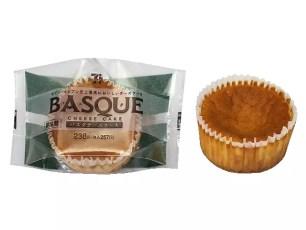 無法以言語形容的香濃綿密♡日本7-11巴斯克風起司蛋糕『BASQUE起司蛋糕』