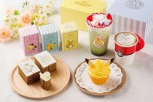池袋・Sunshine City專門店街ALPA☆外帶甜點店鋪「PIKACHU SWEETS by Pokémon Café」