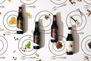 """神奈川縣厚木市當地釀造°˖✧「SanktGallen」4種口味數量限定""""巧克力啤酒"""""""