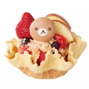 懶懶熊x日本Cold Stone♪3月26日起♡3種數量限定聯名餐點與多種原創周邊商品