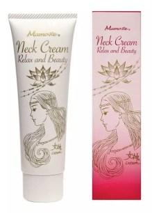 Mamo-Re新商品「Neck Cream」介紹