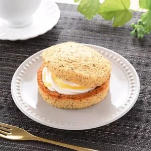 日本全家便利商店 x「Afternoon Tea」夏季新商品♡柑橘格雷伯爵紅茶戚風夾心蛋糕