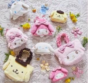Maison de FLEUR × Sanrio Characters♡可愛實用聯名商品