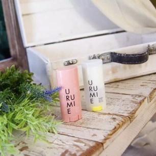 日本女生愛用的熱門美容小物!「URUMIE 3way天然軟膏」