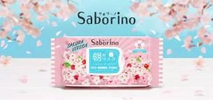 Saborino 2021年季節‧數量限定「櫻花香氣早安面膜28枚入」